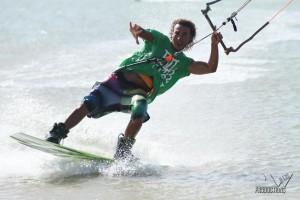 Amine Kitesurfing Lanka
