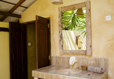 Garden Bungalow washroom