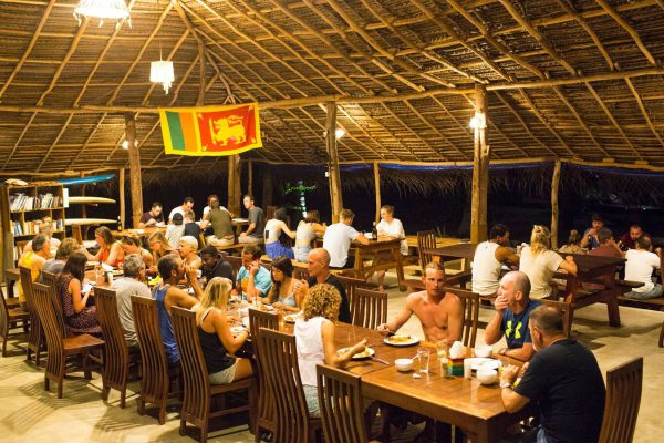 Kitesurfing Lanka Restaurant Bar