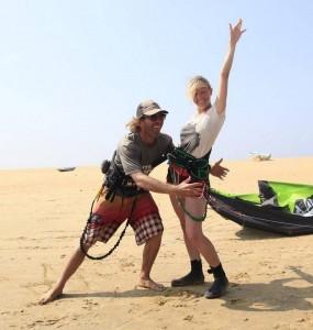 Sri Lanka best Kitesurfing Instructor