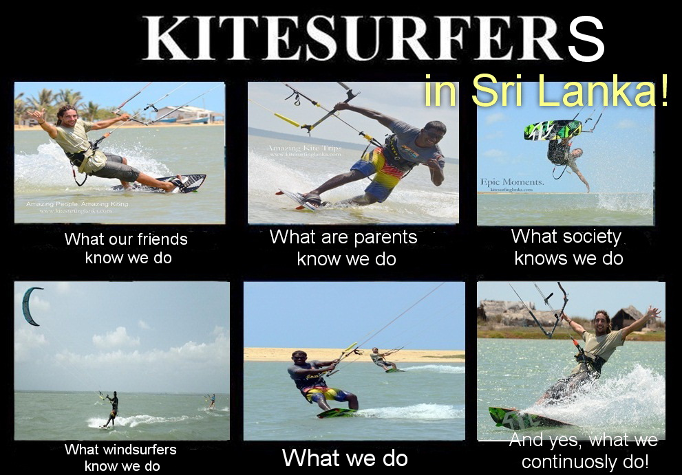 The truth about Kiteboarding in Sri Lanka