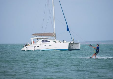 catamaran accommodation
