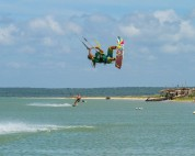 Kite trips and downwind Sri Lanka Kalpitiya
