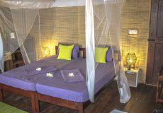 Kalpitiya lagoon bungalow bedroom