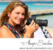 Friend of Kitesurfing Lanka, Anny Barlow ventures out! 1