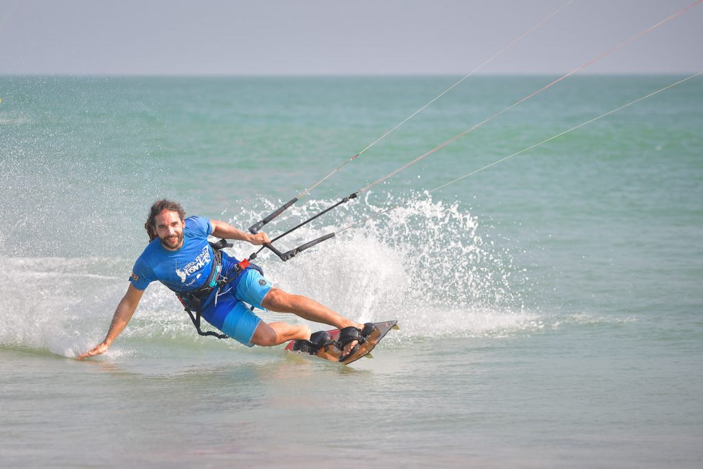 Kalpitiya kitesurf Downwind