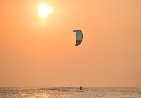 Mega downwinder Sri Lanka