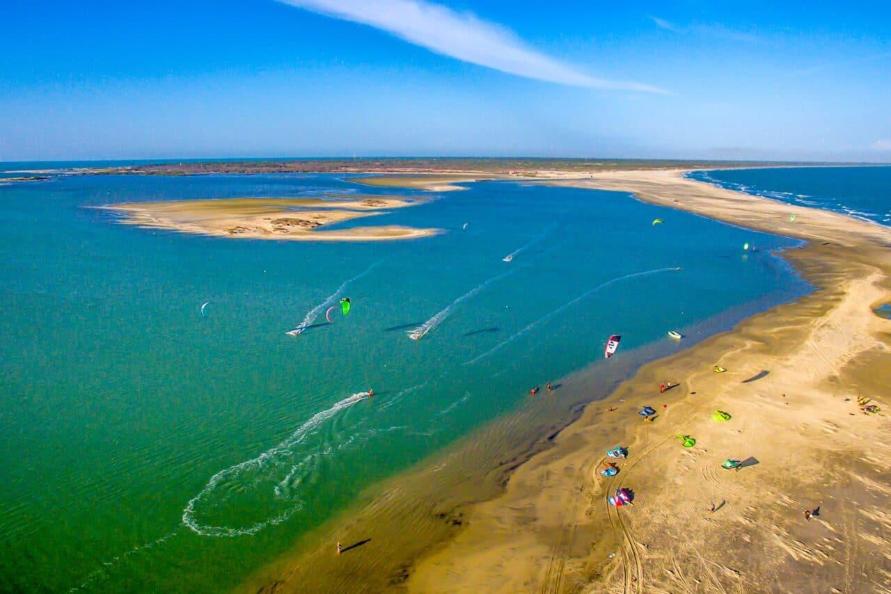Trip kite et spots