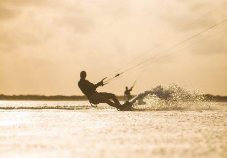 Kitesurf basis: Upwind rijden 2