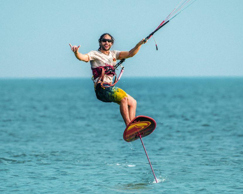 kitesurf foil sri lanka