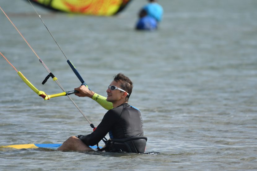 The kiteboard waterstart is crucial for your kitesurfing progression