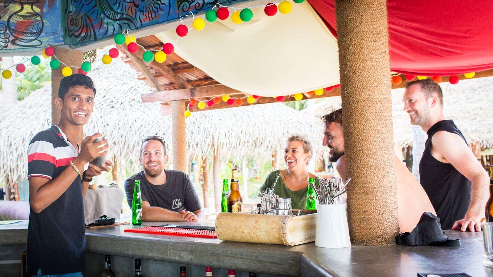 Bar und Restaurant 1