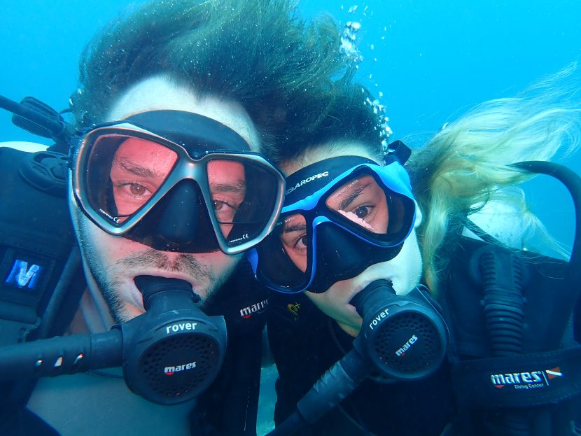 Diving in Sri Lanka - from discovery dives to advanced diving certification 1