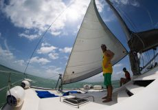 Catamaran accommodation 2