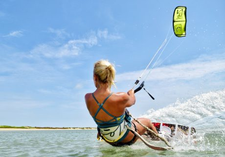 kite coaching Kitesurf Training