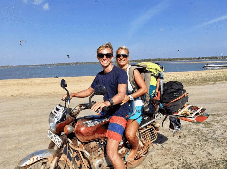Kalpitiya scooter huren - Motor huren