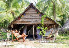 Kalpitiya deluxe tent accommodation