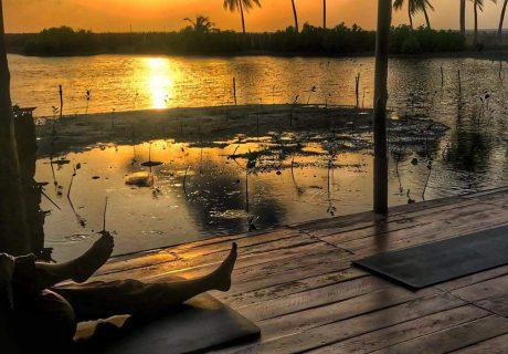 Yoga retreat Sri Lanka Kalpitiya